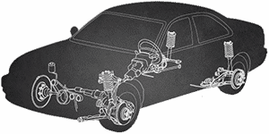 car schematic for transmission