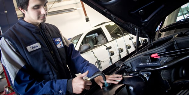 car fluid top up at maple ridge express care