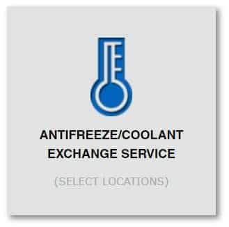 antifreeze coolant exchange in maple ridge