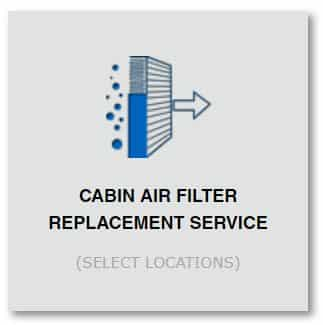 cabin air filter replacement in maple ridge